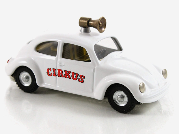 VW Brouk cirkus