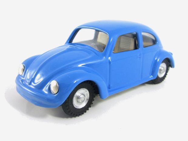 VW Brouk na klíček